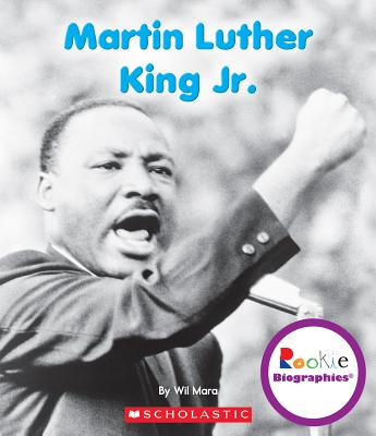 Martin Luther King Jr. By Mara, Wil